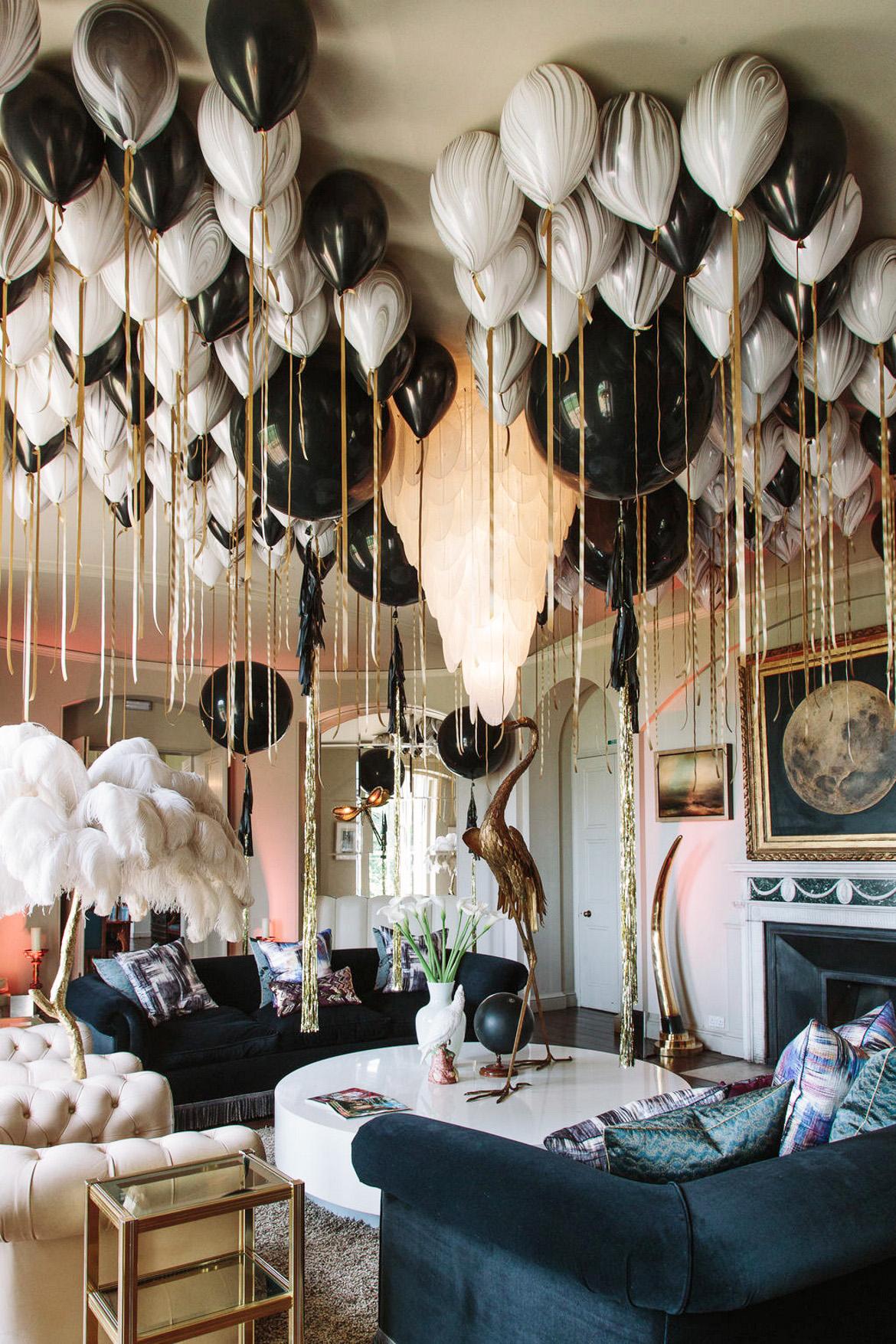 Allestimento feste di compleanno e party con palloncini a for Decorazioni per feste