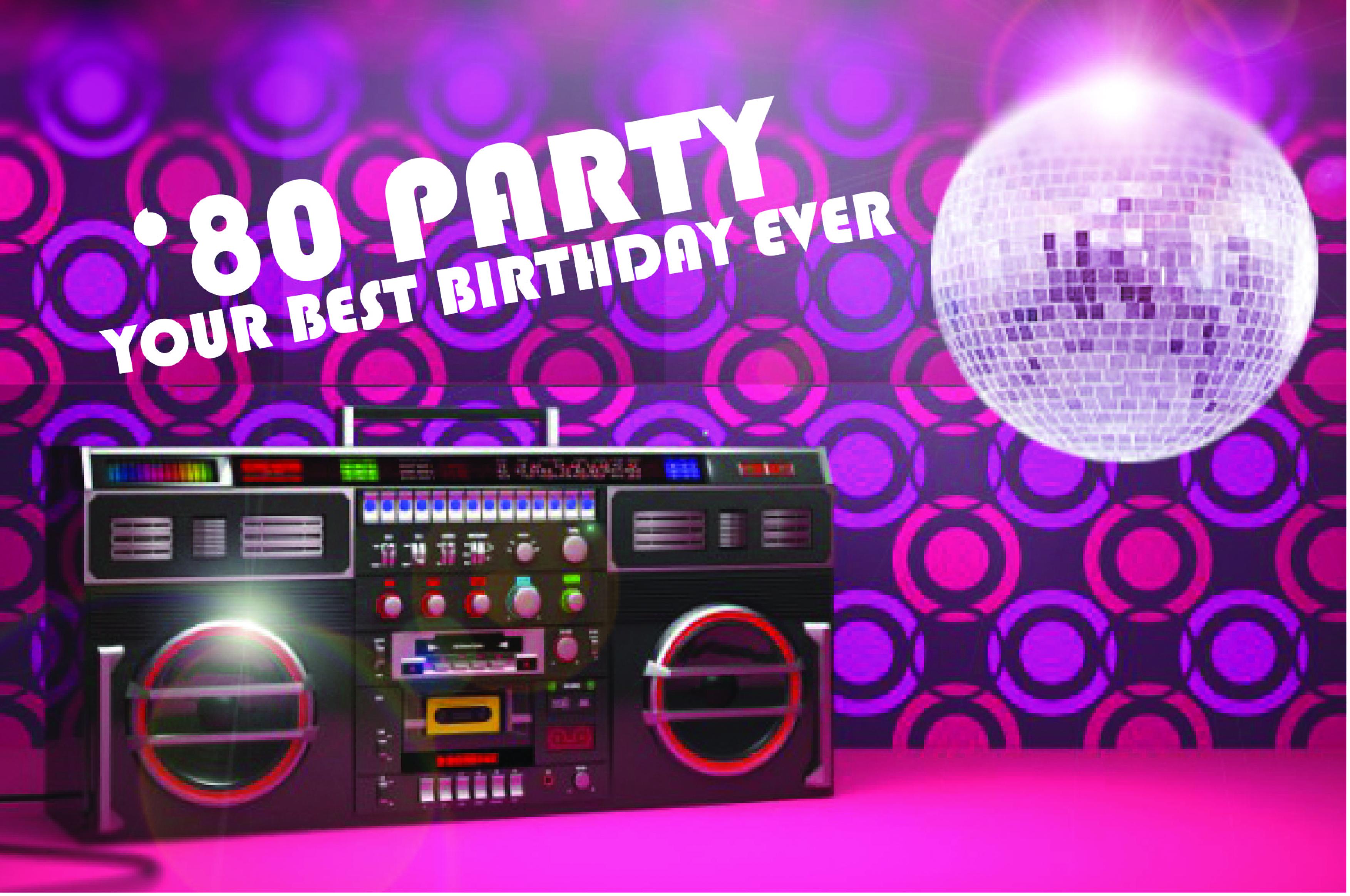 Festa Compleanno 40 Anni organizzazione festa e party a torino, idee originali per