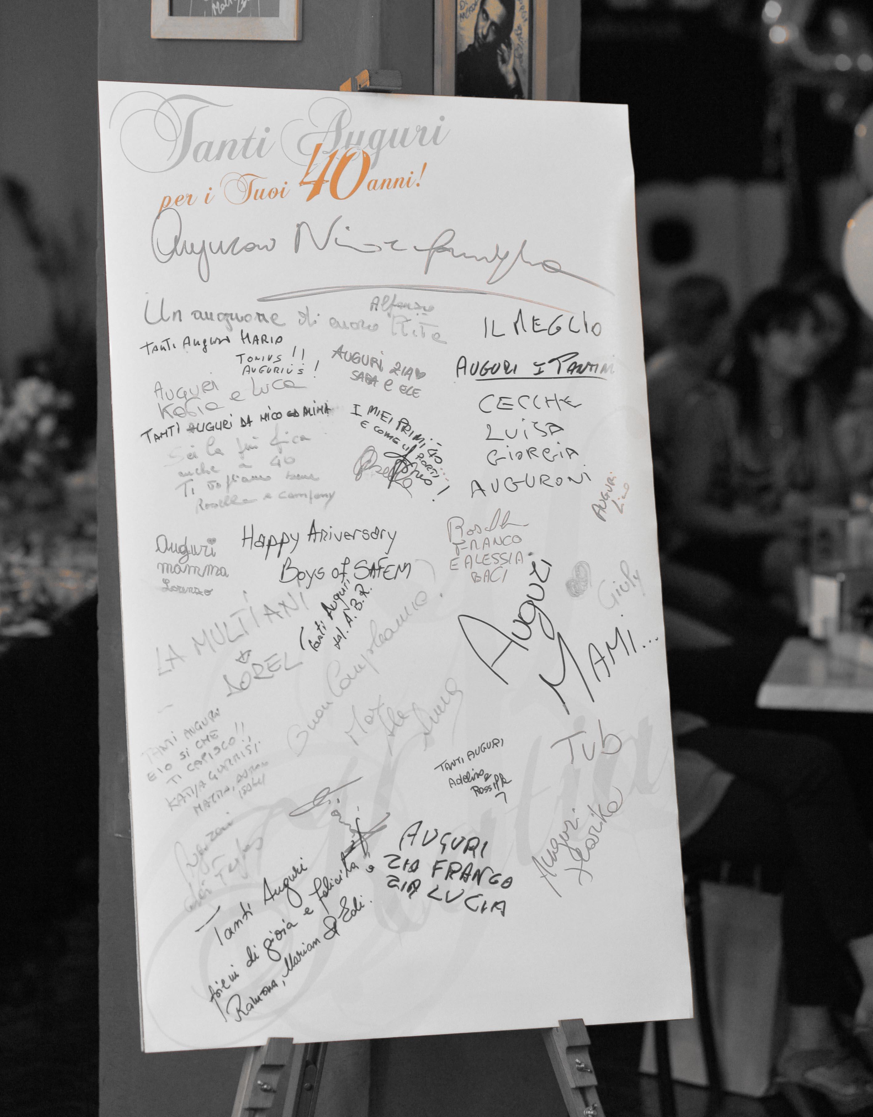Sorprese Per Un Compleanno organizzazione festa e party a torino, idee originali per