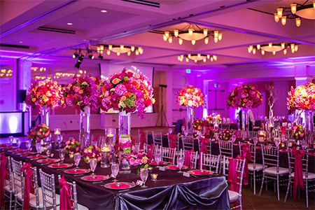How to Make Money With a Banquet Hall