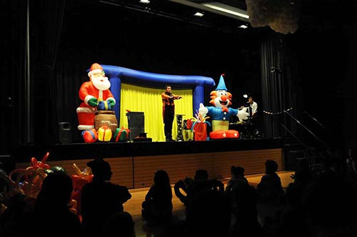 Show per eventi natalizi
