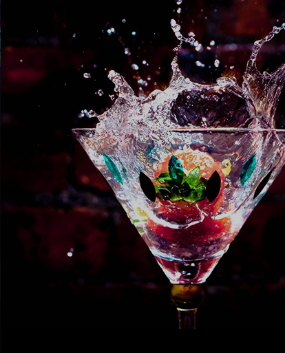 FOOD & BEVERAGE <b>Servizio di catering e Open Bar per feste </b>